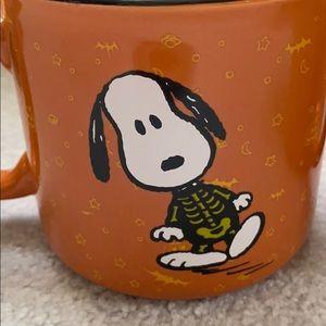 Peanuts Other - Peanuts Snoopy Skeleton Mug